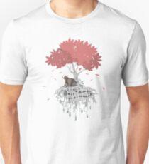 Tree Root Island Unisex T-Shirt