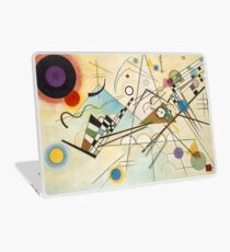 Kandinsky painting Laptop Skin