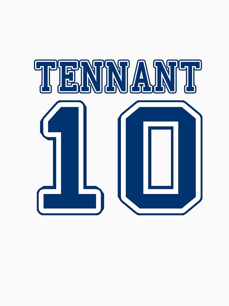 Tennant 10 by filthyweedog