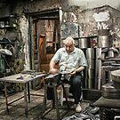 The Boilermaker #0201 by Michiel de Lange