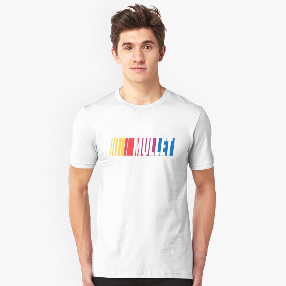 Mullet Unisex T-Shirt Front