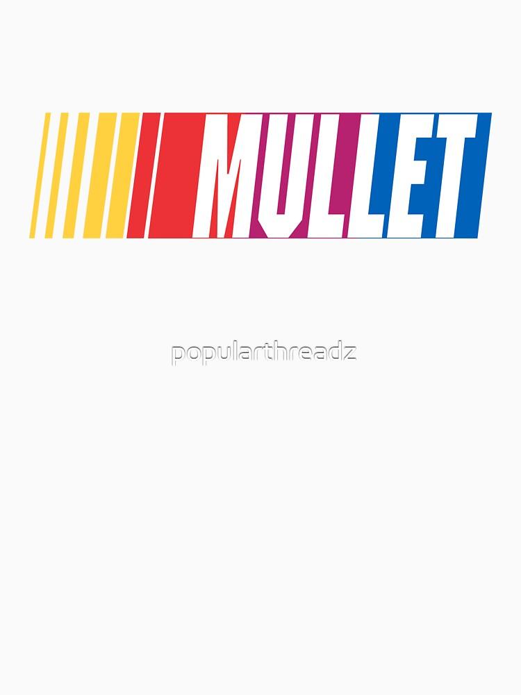 Mullet by popularthreadz