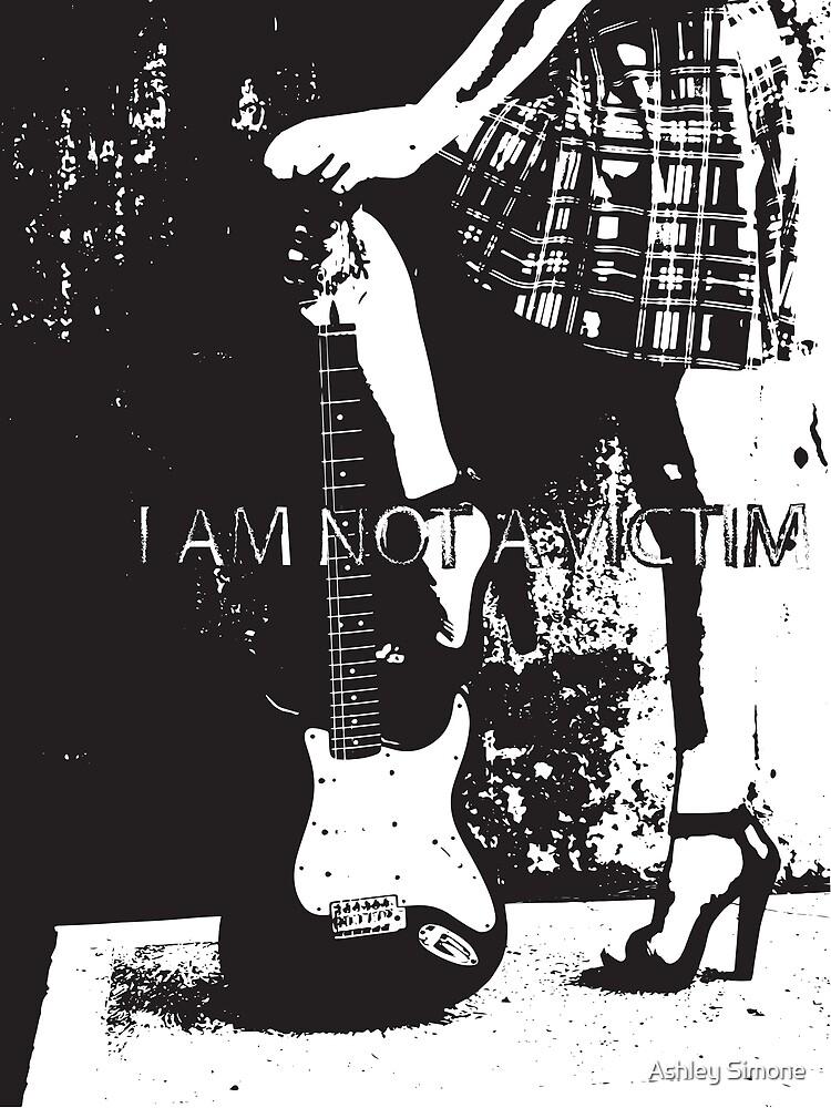 I am not a victim by Ashley Simone