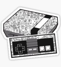 NEStolgia Sticker