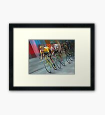 Champs Elysees #2 Framed Print