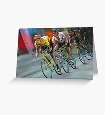 Champs Elysees #2 Greeting Card