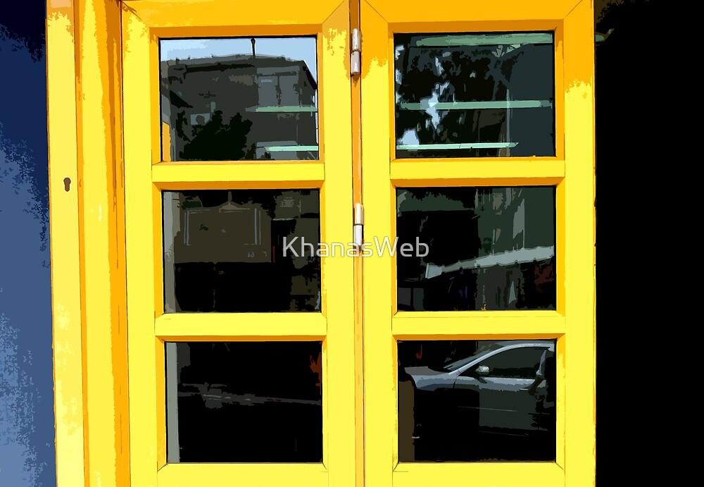 Yellow by KhanasWeb