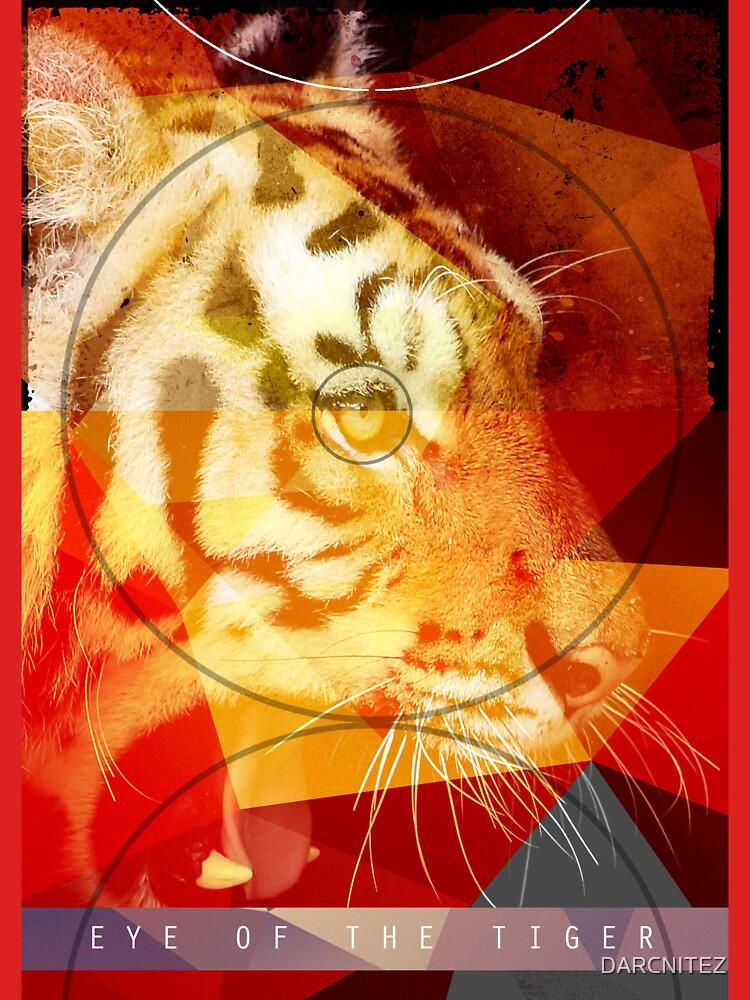 EYE OF THE TIGER by DARCNITEZ