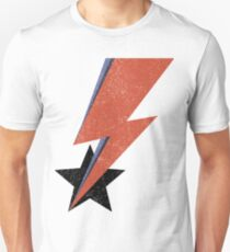 Aladdin Star Bowie T-Shirt