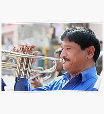 Trumpeter Hyderabad Poster