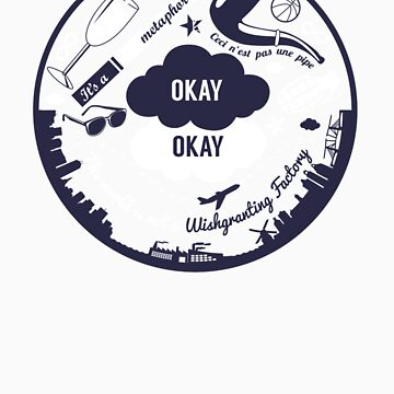 Okay. Okay. by silvrock