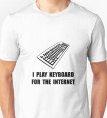 Keyboard Internet T-Shirt