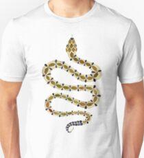 Olive Serpent Unisex T-Shirt