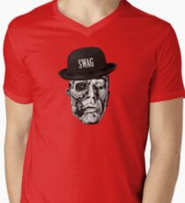 gus swag Mens V-Neck T-Shirt