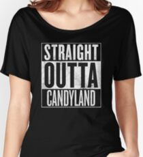 Straight Outta CandyLand Women's Relaxed Fit T-Shirt