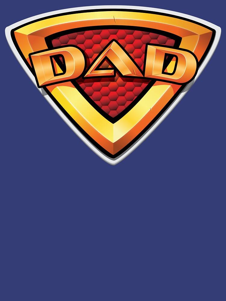 Super Dad Tee by tydal
