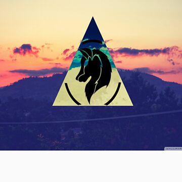 PromoWolves Sky Logo by PromoWolves