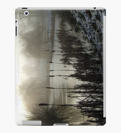 Morning on the Golf Course iPad Case/Skin