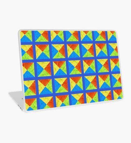 #DeepDream color factures #Art Laptop Skin