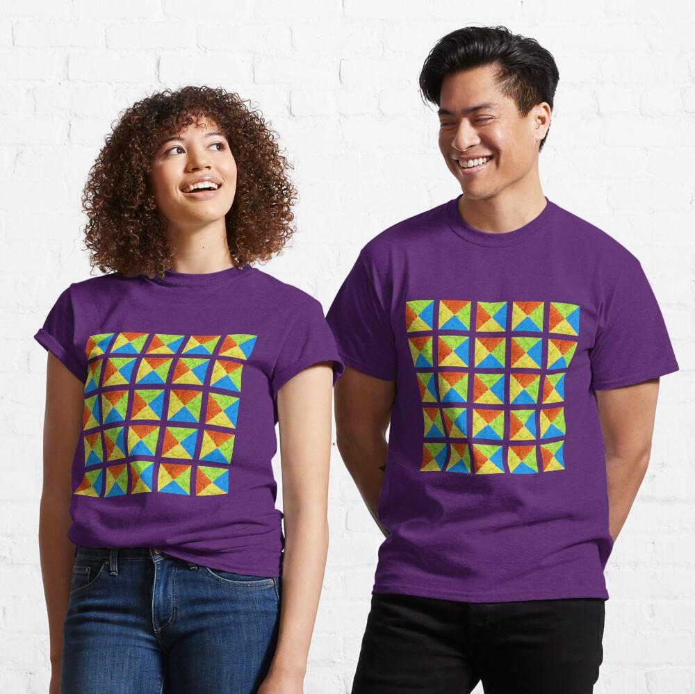 #DeepDream color factures #Art Classic T-Shirt