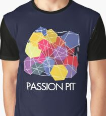 "Passion Pit - ""Chunk of Change"" Graphic T-Shirt"