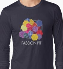 "Passion Pit - ""Chunk of Change"" Long Sleeve T-Shirt"