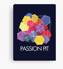 """Passion Pit - """"Chunk of Change"""" Canvas Print"""