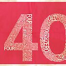 40 by axemangraphics