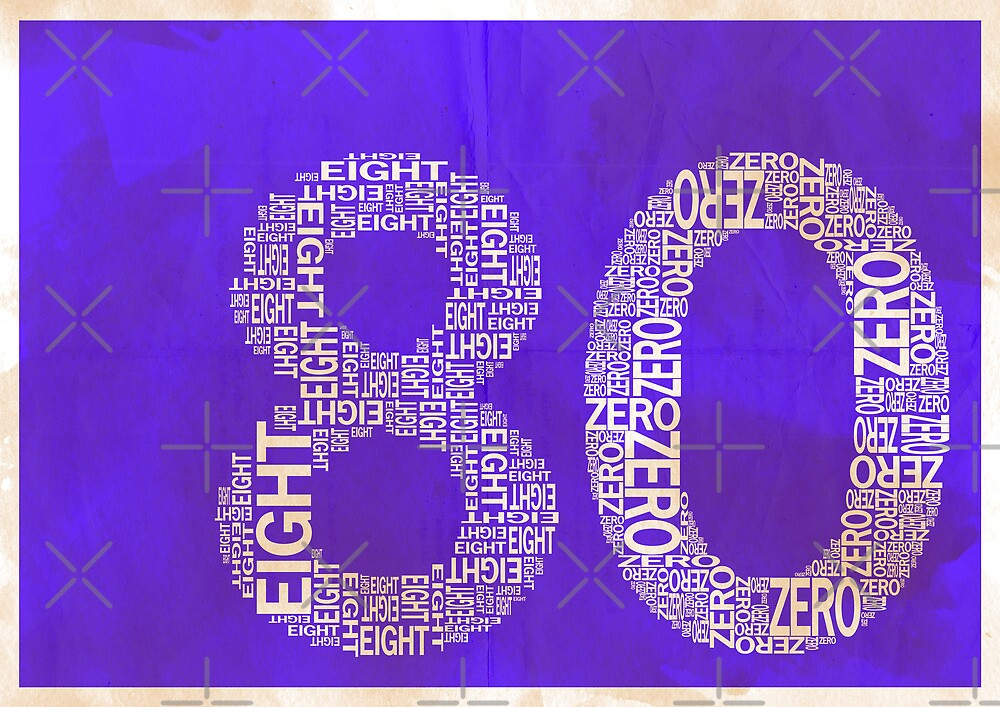 80 by axemangraphics