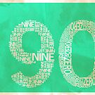 90 by axemangraphics