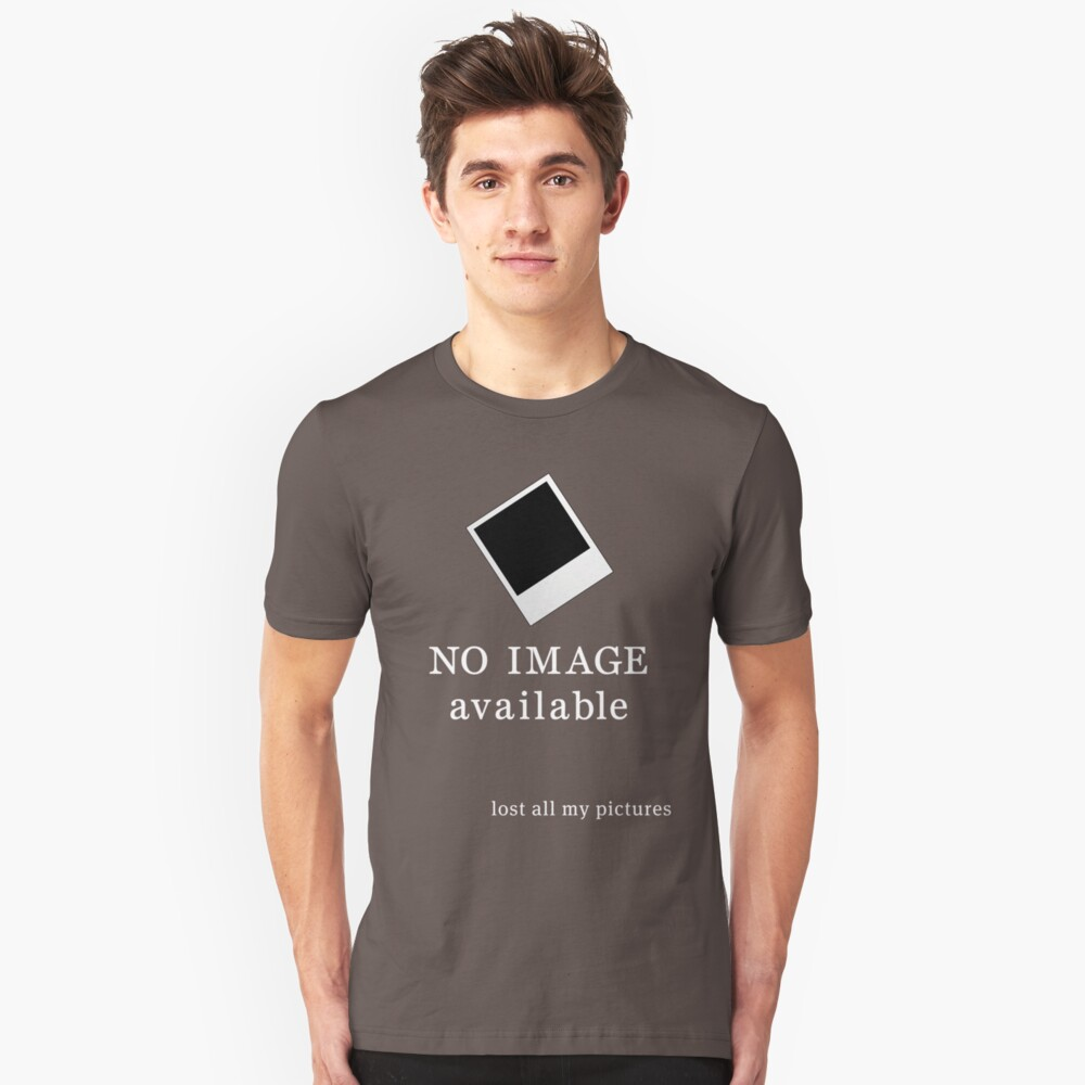 No image available Unisex T-Shirt Front