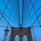 Brooklyn Bridge by Viktoryia Vinnikava