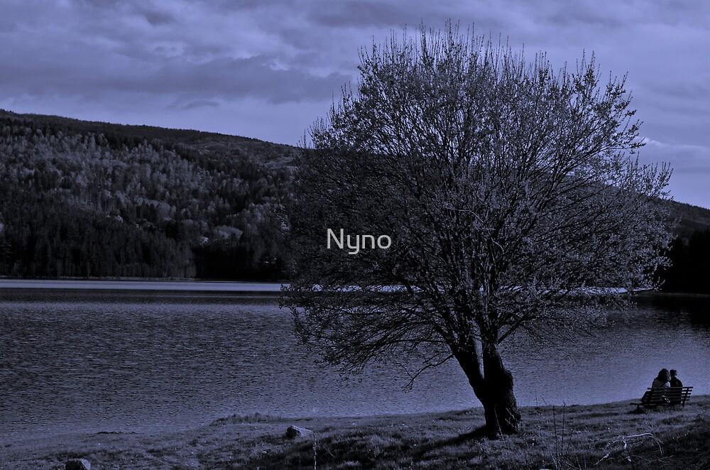 lake  by Nyno