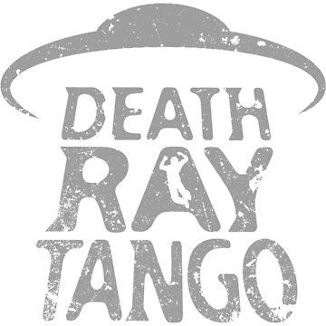 Death Ray Tango Logo by geekuniverse