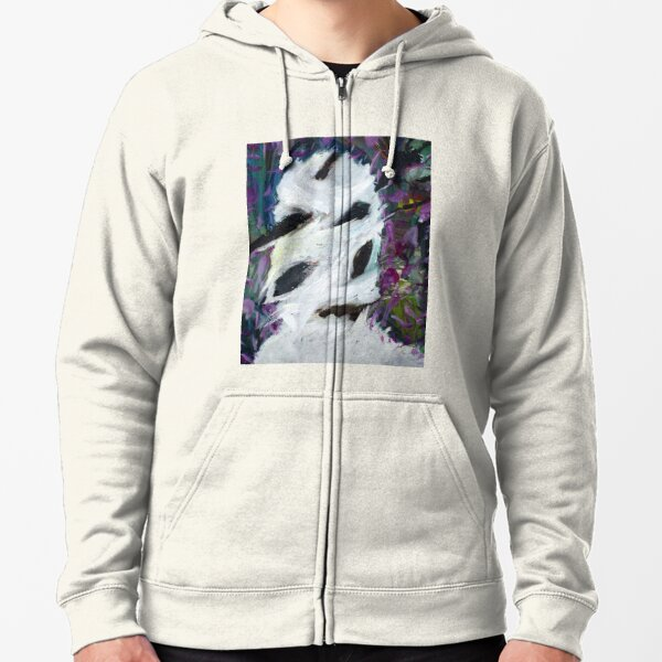 IT COULD ONLY HAPPEN TO ME Zipped Hoodie