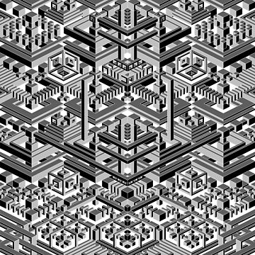 Hexagonism by YETiDesigns