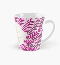 Treat Yo Self – Gold & Pink Tall Mug