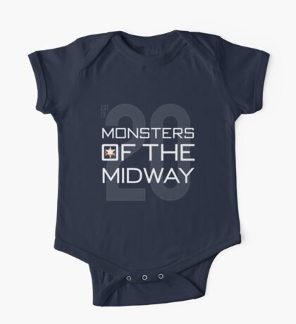 Monsters of the Midway Kids Clothes