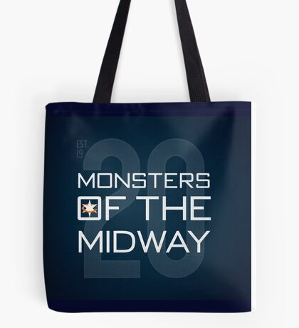 Monsters of the Midway Tote Bag