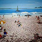 Beach Fun by Cherie Roe Dirksen