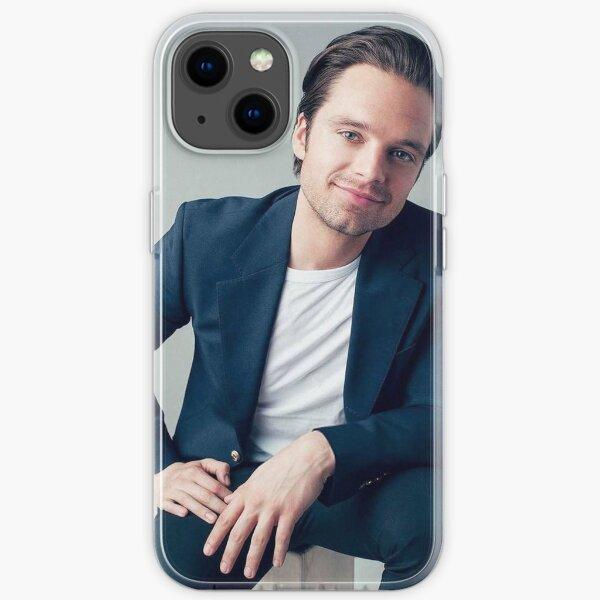 Sebastian Stan iPhone Soft Case