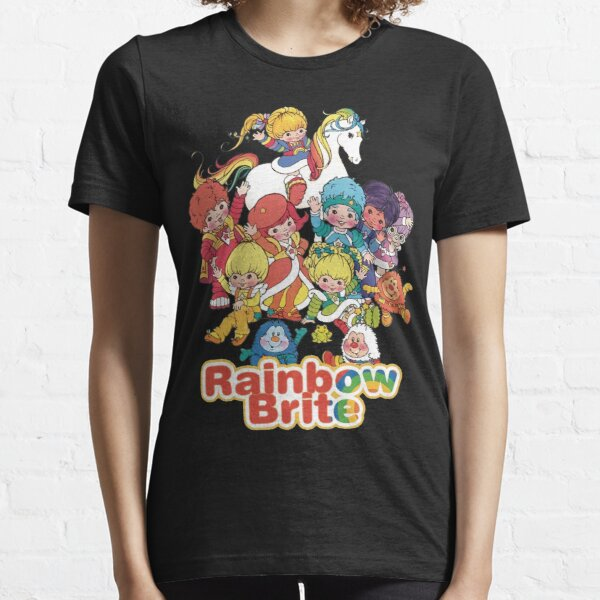 Rainbow Brite Gift For Fans, For Men and Women Essential T-Shirt