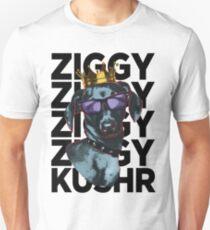 Kushr King Ziggy (Black) Unisex T-Shirt