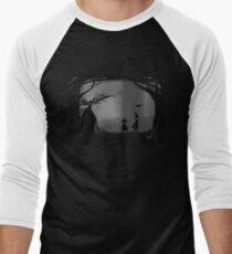 Over the Limbo Wall Baseball ¾ Sleeve T-Shirt