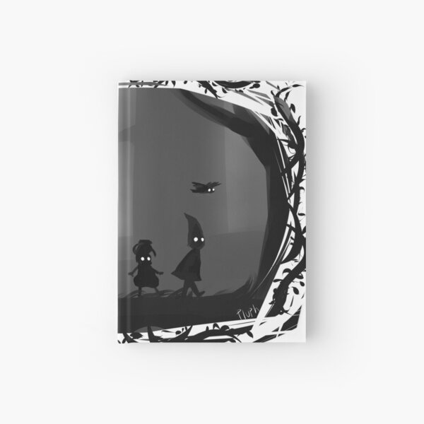 Over the Limbo Wall Hardcover Journal