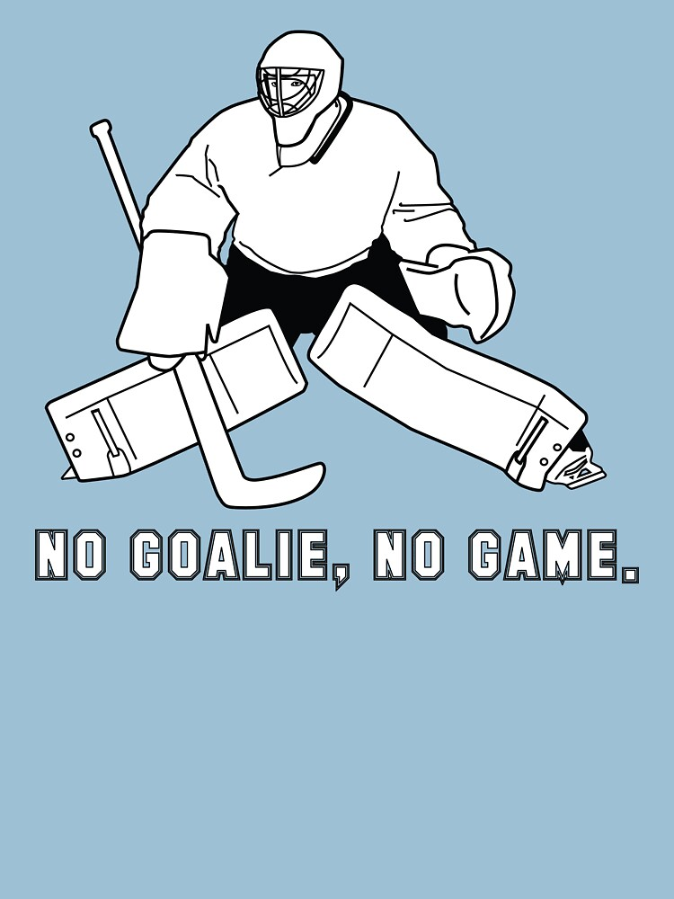 No Goalie, No Game. by ShellieLewis