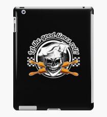 Baker Skull 4: Let the good times roll! iPad-Hülle & Klebefolie