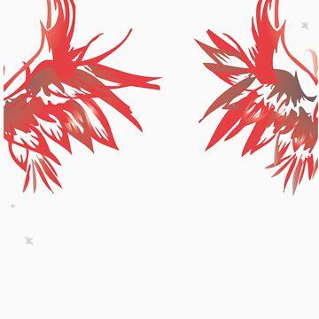 Phoenix Wings by fabuliciosa