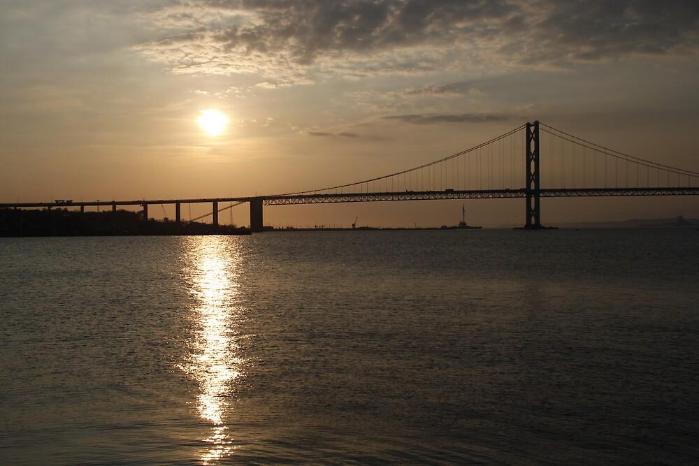 Sunset Bridge  by ramsayphoto