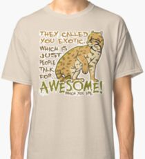 Babou is Awesome Classic T-Shirt